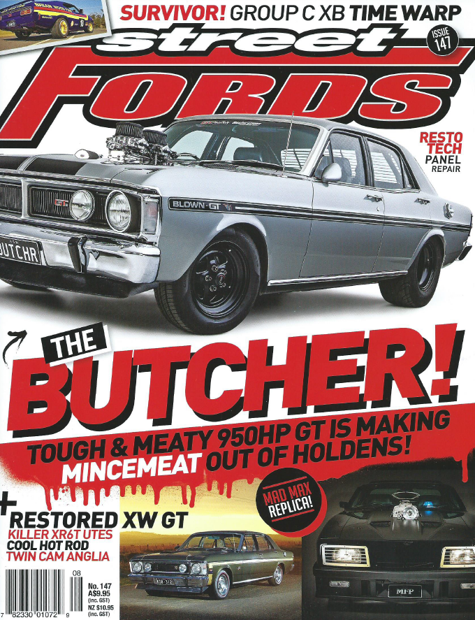 Street fords no147 cover