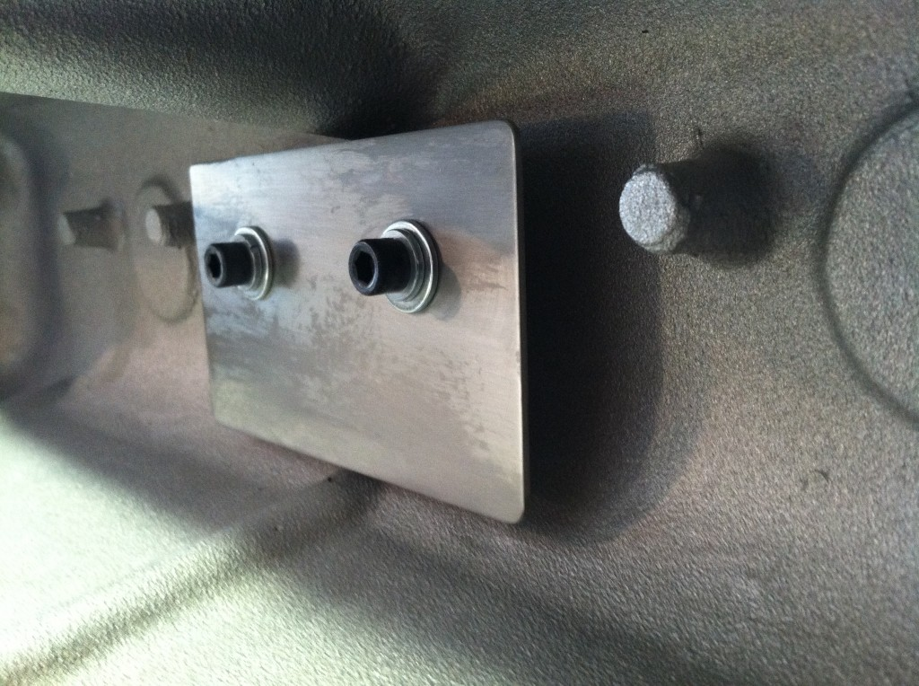 PCV Baffle #2 Picture 2