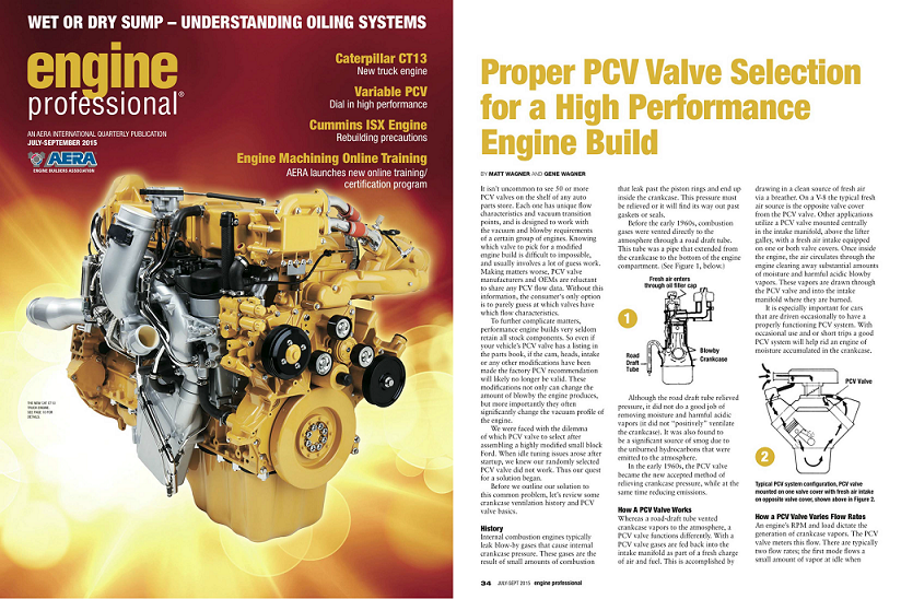 Engine Professional July_Sept 2015 Cover and Article