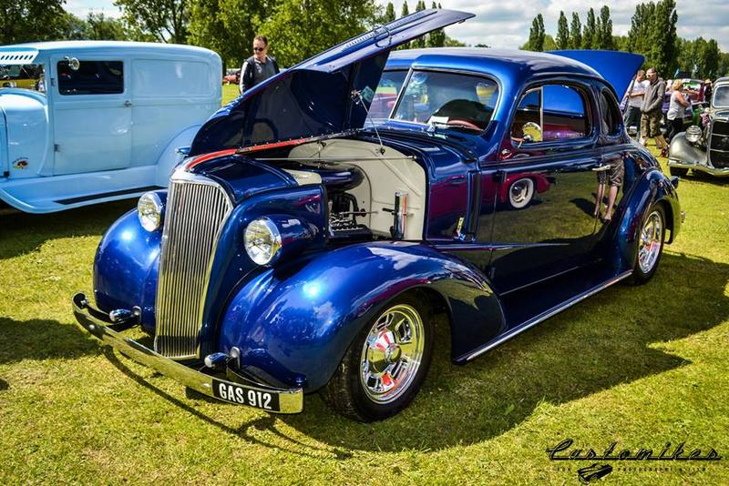 Harley C 37 Chevy Coupe